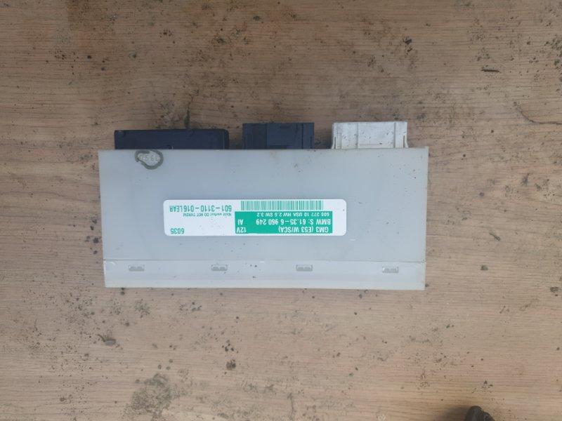 Блок управления комфортом Bmw X5 E53 M54B30 2006