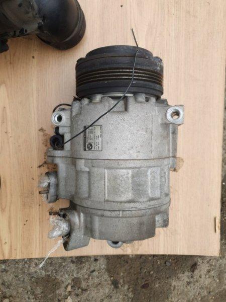 Компрессор кондиционера Bmw X5 E53 M54B30 2004