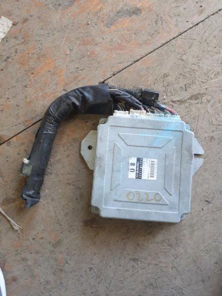 Блок управления двигателем Subaru Forester SG5 EJ20 1998