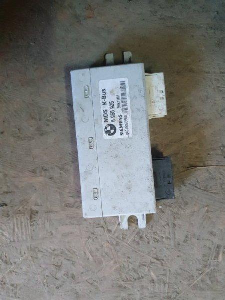 Блок управления люком Bmw X5 E53 M54B30 2006