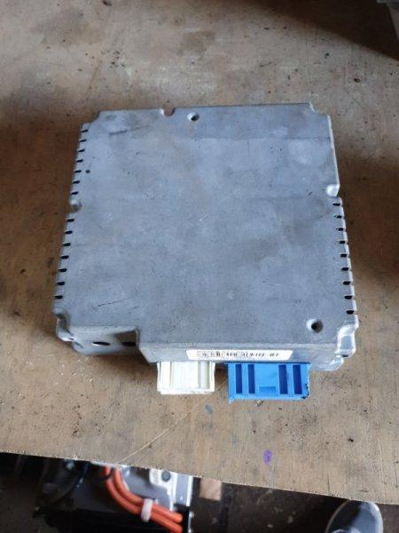 Электронный блок Bmw 7-Series E65 N62B44A 2003