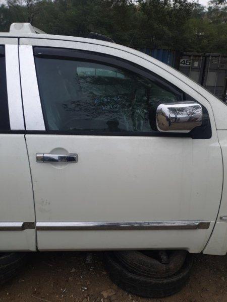 Дверь Infiniti Qx56 JA60 VK56DE 2004 передняя правая