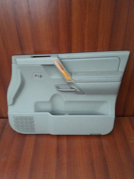Обшивка двери Infiniti Qx56 JA60 VK56DE 2004 передняя правая