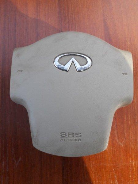 Подушка безопасности Infiniti Qx56 JA60 VK56DE 2004