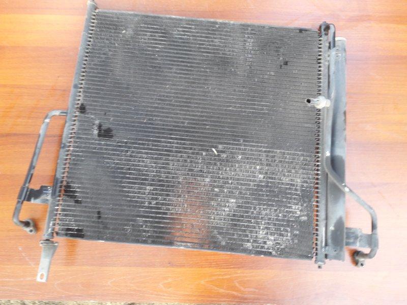 Радиатор кондиционера Infiniti Qx56 JA60 VK56DE 2004