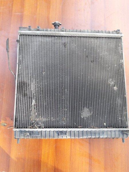Радиатор основной Infiniti Qx56 JA60 VK56DE 2004