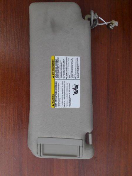 Козырек Infiniti Qx56 JA60 VK56DE 2004