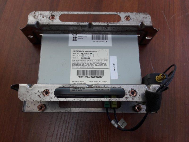 Радиоблок Infiniti Qx56 JA60 VK56DE 2004