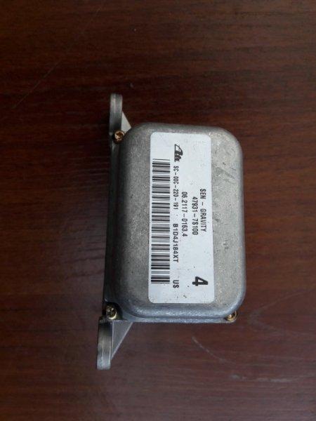 Электронный блок Infiniti Qx56 JA60 VK56DE 2004