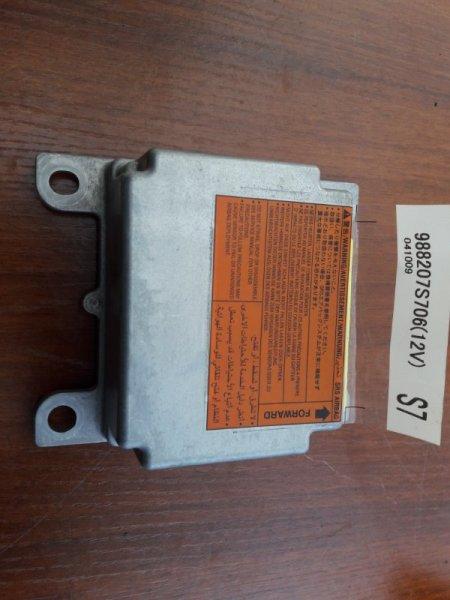 Блок управления airbag Infiniti Qx56 JA60 VK56DE 2004