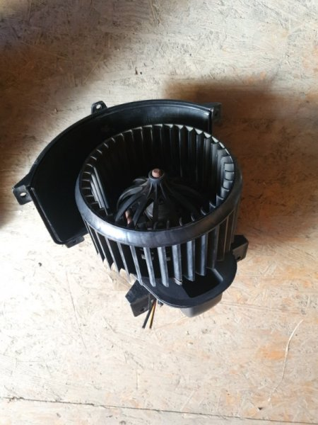 Мотор печки Volkswagen Touareg 7LA BMV 2003