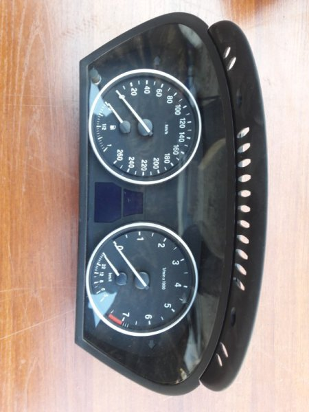 Спидометр Bmw X5 E70 N52B30 2007