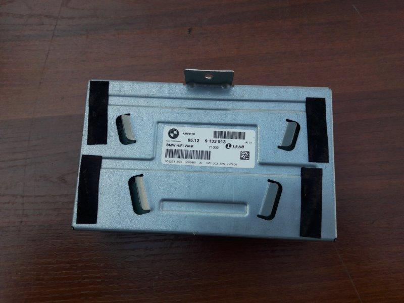 Усилитель магнитофона Bmw X5 E70 N52B30 2007