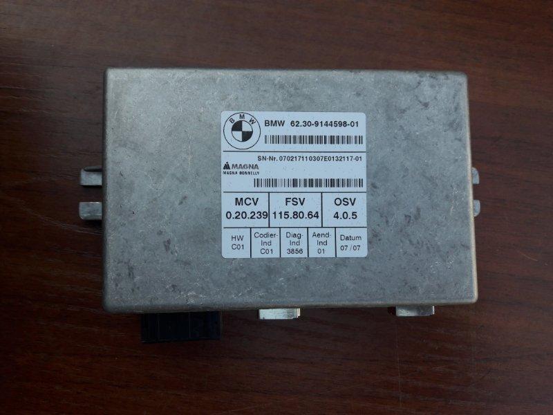 Блок управления телефоном Bmw X5 E70 N52B30 2007