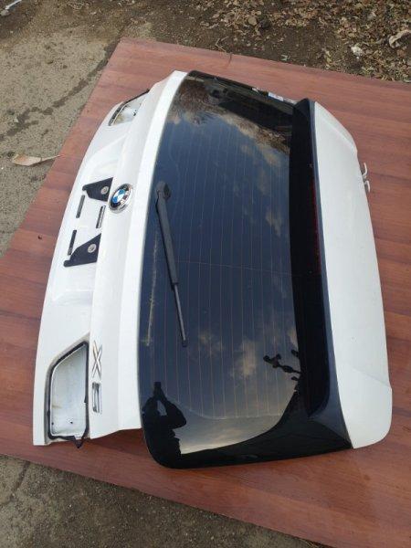 Крышка багажника Bmw X5 E70 N52B30 2007