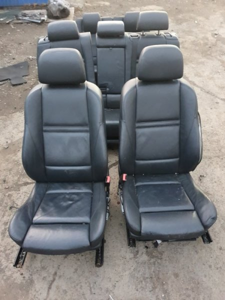 Сидения комплект Bmw X5 E70 N52B30 2007