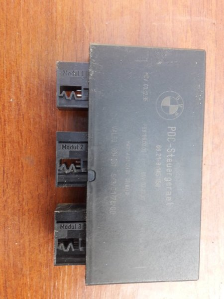 Блок управления парктроником Bmw X5 E70 N52B30 2007