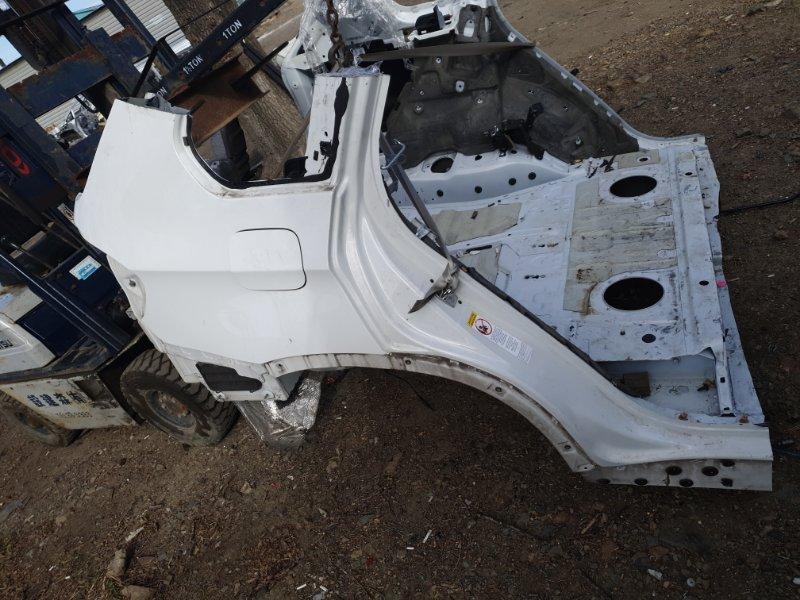 Крыло Bmw X5 E70 N52B30 2007 заднее правое