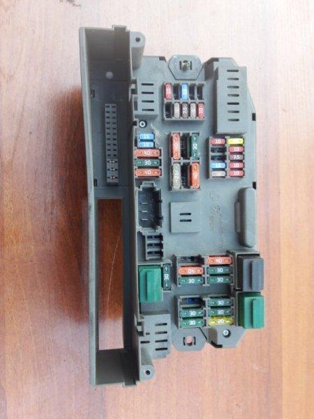 Блок предохранителей Bmw X5 E70 N52B30 2007