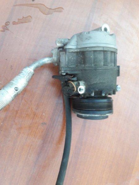 Компрессор кондиционера Bmw X5 E70 N52B30 2007