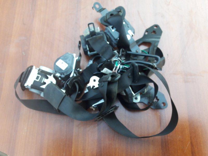Ремень безопасности Bmw X5 E70 N52B30 2007