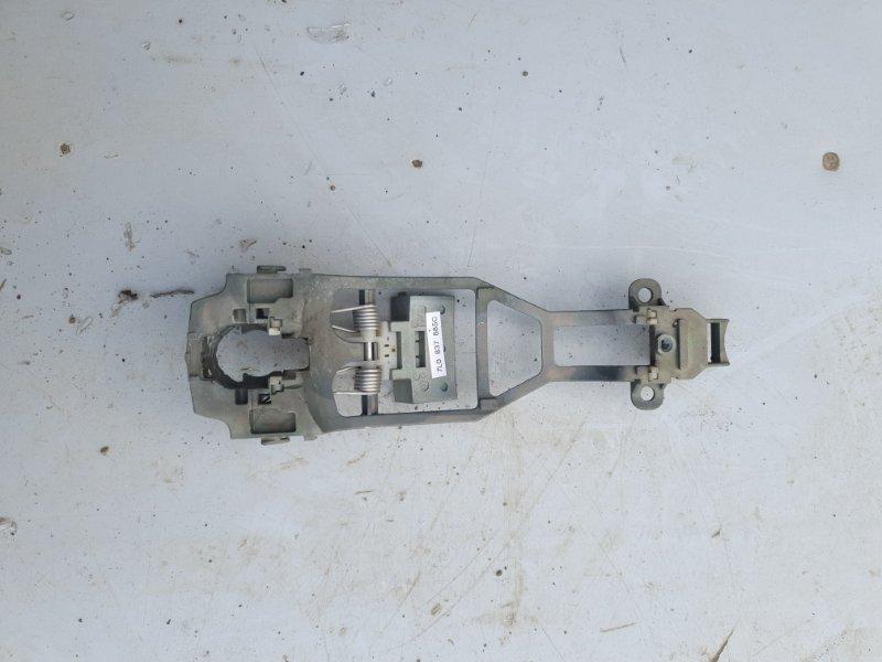 Механизм ручки двери Volkswagen Touareg 7LA BMV 2003 передний левый