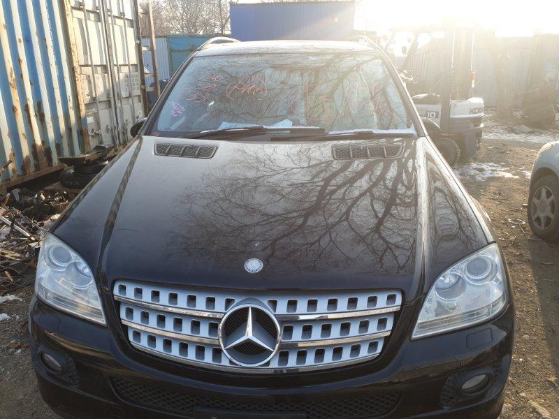 Капот Mercedes Benz 164.186 Ml350 4Matic W164 M272E35
