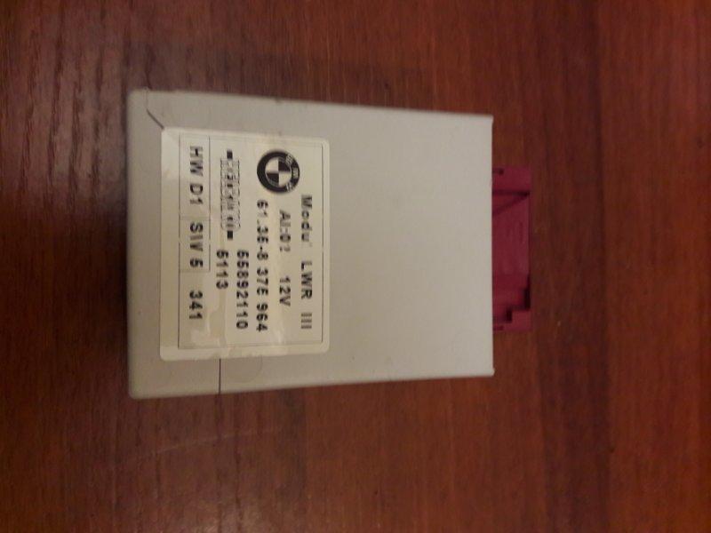 Блок управления наклона фар Bmw X5 E53 M62B44 2002