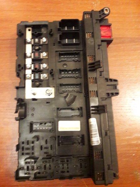 Блок предохранителей Bmw X5 E53 M62B44 2002