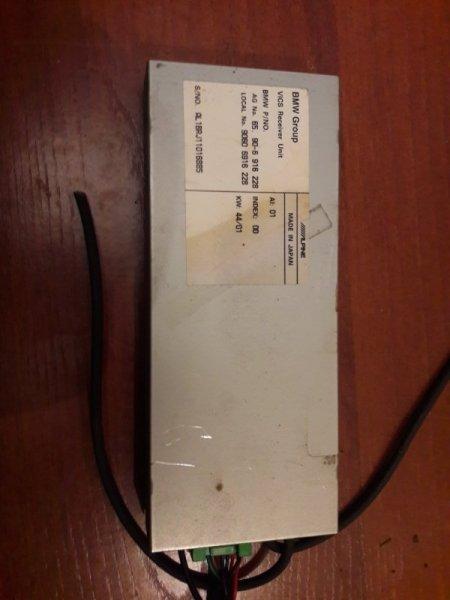 Электронный блок Bmw X5 E53 M62B44 2002