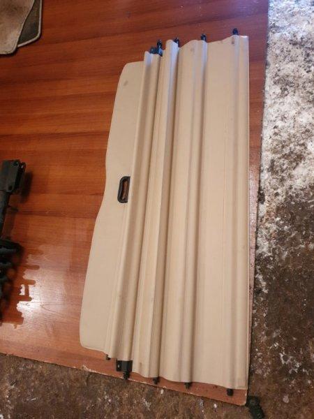 Шторка багажника Bmw X5 E53 M62B44 2002