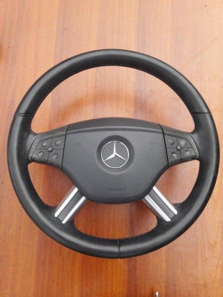 Руль Mercedes Benz 164.186 Ml350 4Matic W164 M272E35 2007