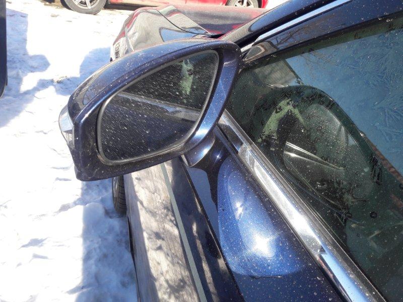 Зеркало Toyota Crown AWS210 2015 левое