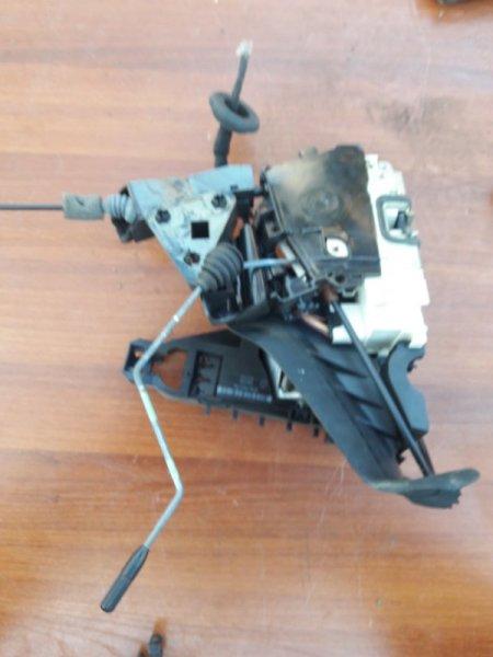Механизм ручки двери Mercedes Benz 164.186 Ml350 4Matic W164 M272E35 2007 передний левый
