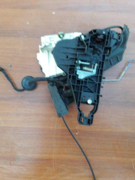 Механизм ручки двери Mercedes Benz 164.186 Ml350 4Matic W164 M272E35 2007 передний правый