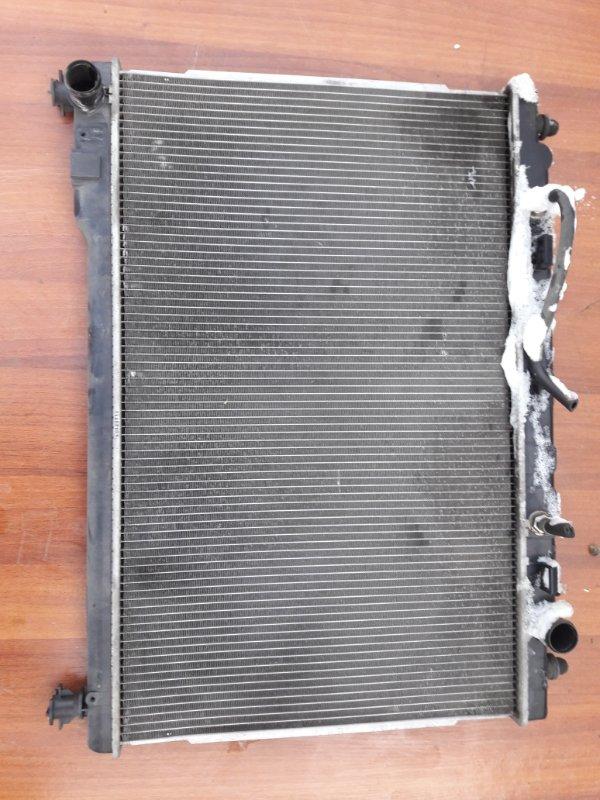 Радиатор основной Infiniti Fx45 Fx35 S50 VK45DE 2004