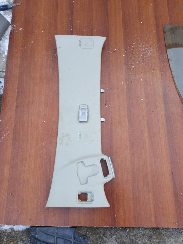 Обшивка багажника Infiniti Fx45 Fx35 S50 VK45DE 2004