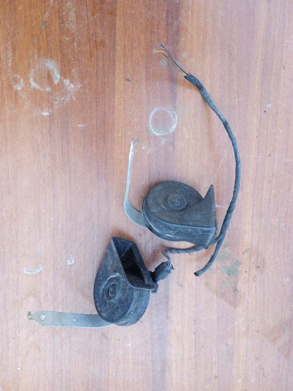 Сигнал звуковой Bmw 7-Series E65 N62B44A 2003