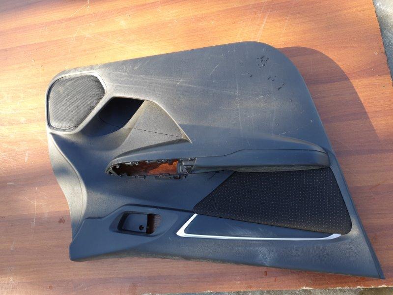 Обшивка двери Honda Fit GP5 LEB-3037735 2014 передняя левая