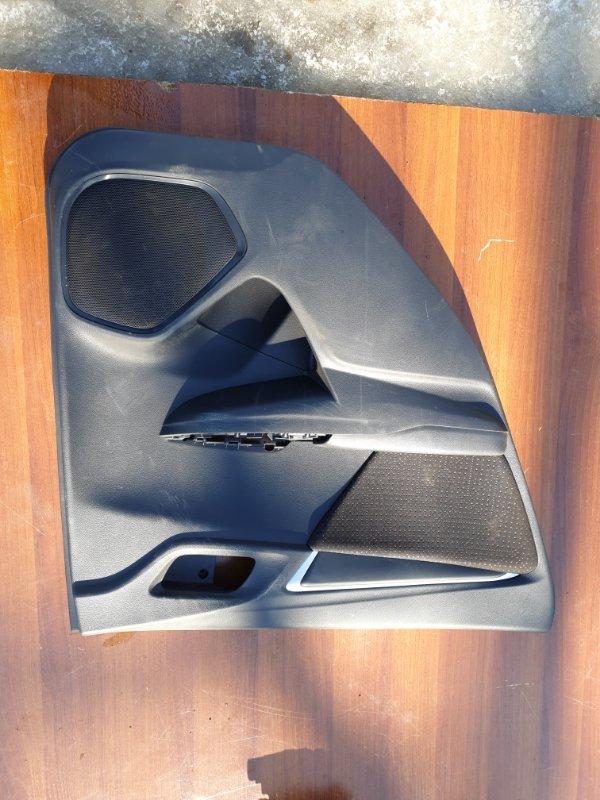 Обшивка дверей Honda Fit GP5 LEB-3037735 2014 задняя левая