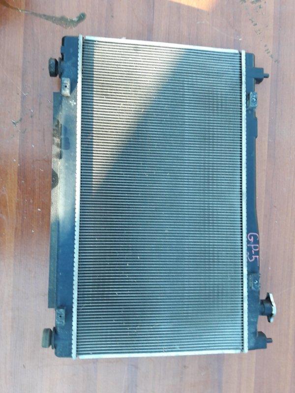 Радиатор основной Honda Fit GP5 LEB-3037735 2014
