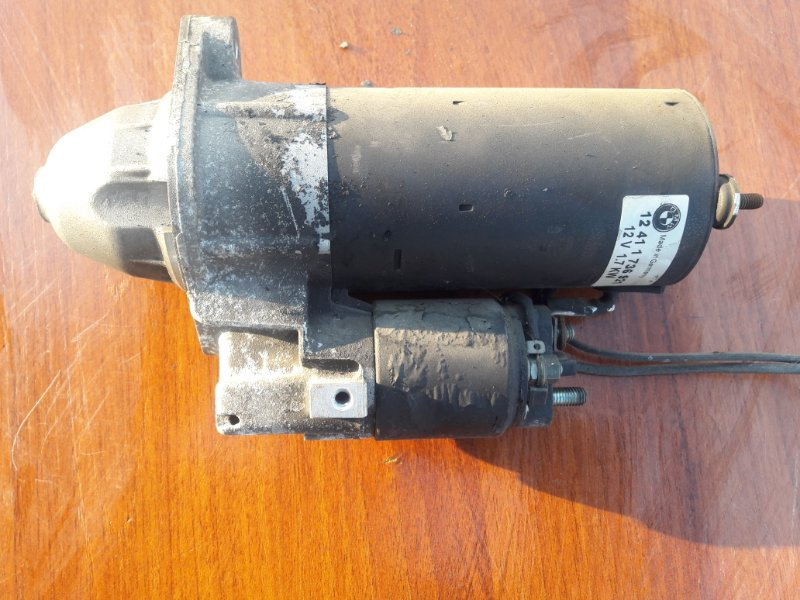 Стартер Bmw X5 E53 M62B44 2001