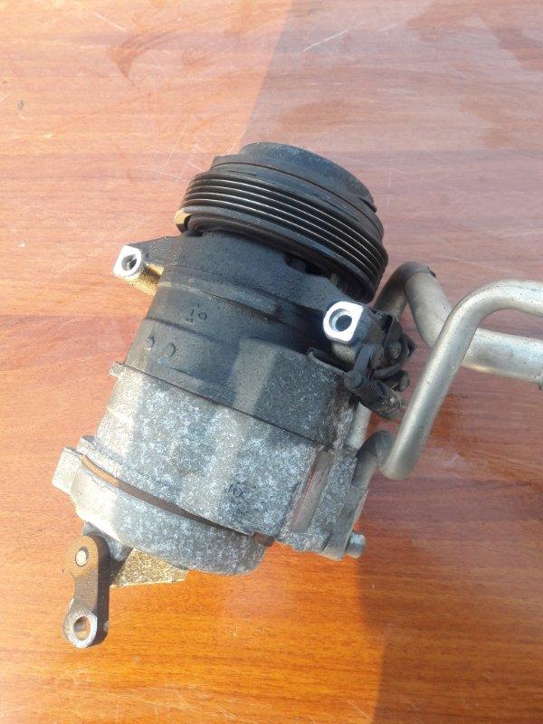 Компрессор кондиционера Bmw X5 E53 M62B44 2001
