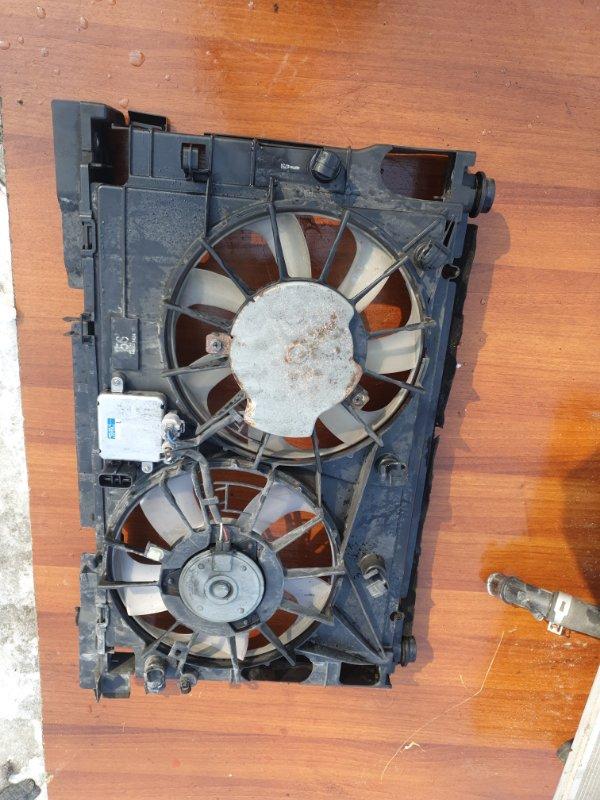 Вентилятор охлаждения Toyota Sai AZC10 2AZFXE 2010