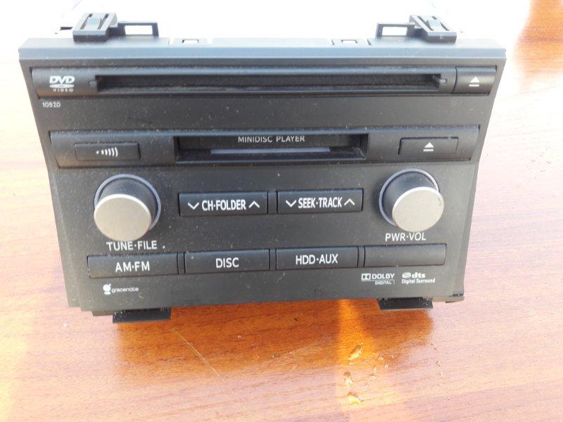 Магнитола Toyota Sai AZC10 2AZFXE 2010