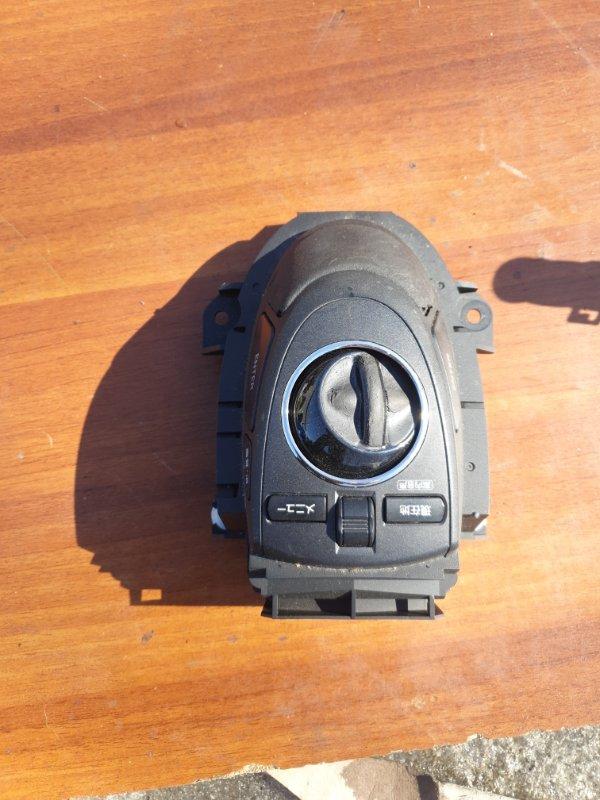 Селектор акпп Toyota Sai AZC10 2AZFXE 2010