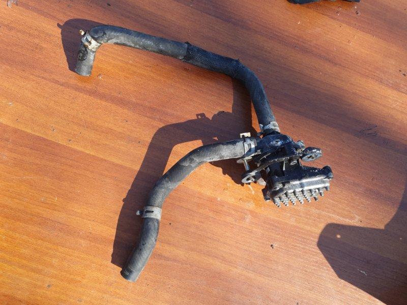 Клапан печки Toyota Sai AZC10 2AZFXE 2010