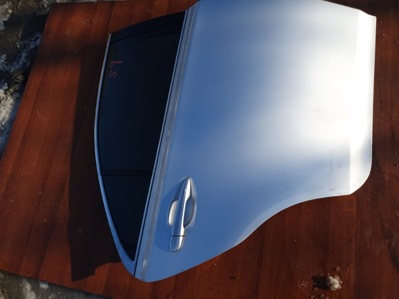 Дверь Toyota Sai AZC10 2AZFXE 2010 задняя правая