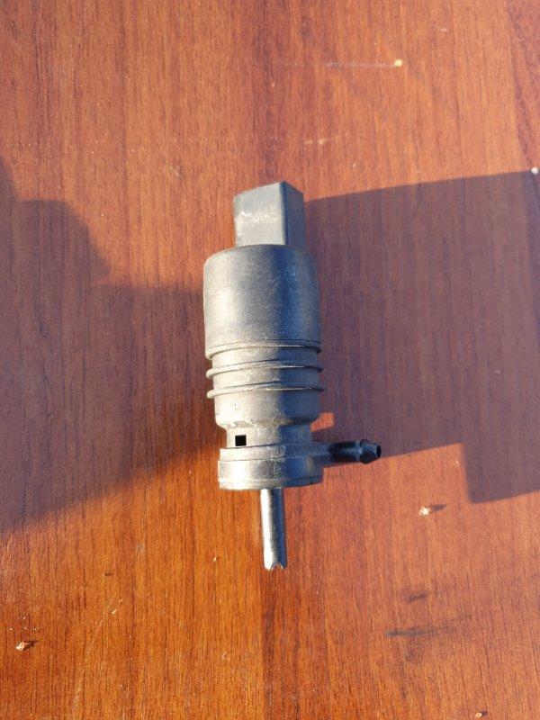 Моторчик стеклоомывателя Bmw X5 E53 M62B44 2001