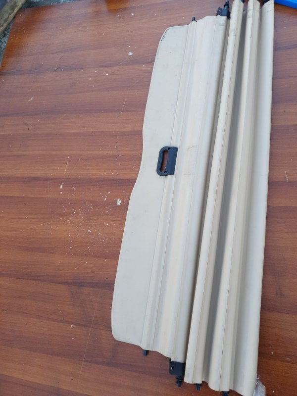 Шторка багажника Bmw X5 E53 M62B44 2001